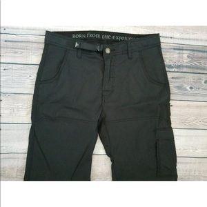 Prana Men's Breathe vented outdoor pants. 31 x 32